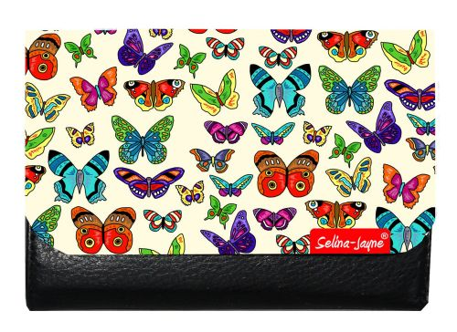 Selina-Jayne Butterfly Limited Edition Designer Small Purse